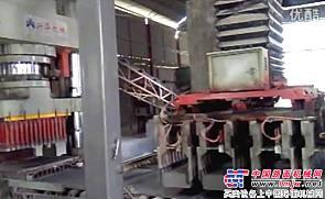 液压砖机设备
