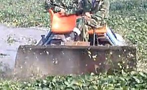 农业除草机械