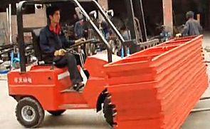 电动叉车小型电动叉车自走式电动叉车