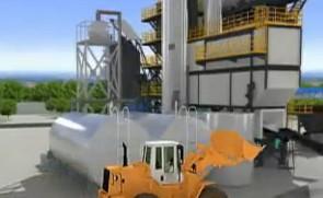 铁拓机械沥青厂拌热再生成套设备