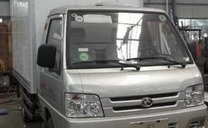 湖北程力福田驭菱小型冷藏车