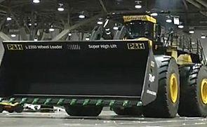 最大的铲车
