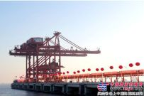 徐工大吨位清障车落户于贵州获好评