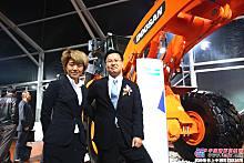 斗山全新DX、DL产品展示