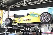 f1赛车出现了