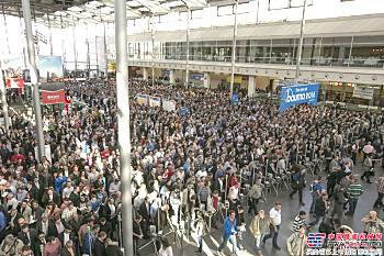 2013德国慕尼黑国际工程机械展览会盛大开幕