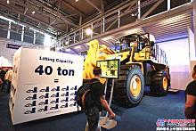 卡特彼勒40吨装载机