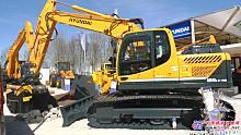 现代180LC-90挖掘机