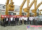 柳工30台救援设备驰援地震灾区