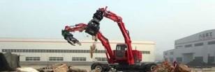 八达重工智能型双臂手系列化救援车奔赴地震灾区