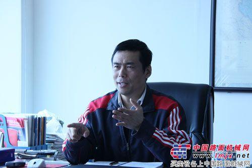 北京山河工程机械董事长张耀华