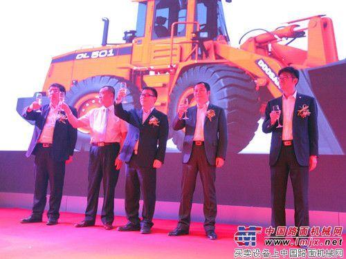 斗山装载机:开启绿色节能时代 成就美丽中国