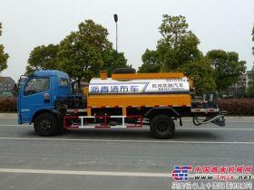 杭州欣融新推5m³带导热油普通型洒布车