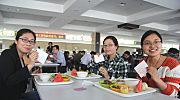 """徐工倡导光盘 不做""""剩男剩女"""""""