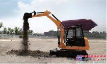 追求完美的JCB 8061小型履带液压挖掘机