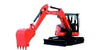 久保田KX163-5全新诠释小型挖掘机