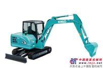 经济且人性化的小型挖掘机——神钢SK60-8