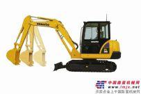 小松5吨级PC56-7短尾液压挖掘机