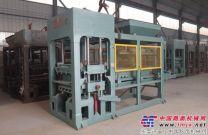 宏昌砖机:关于免烧砖机生产线设备的介绍