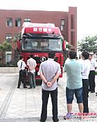 天行健北斗终端九省市全面标配 积极促陕汽营销转型