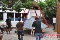 特雷克斯起重机助力尼尔斯泰恩社区建设