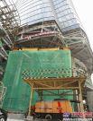 580米   三一重工助力上海中心主体结构封顶