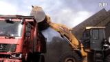 徐工LNG液化天然气装载机助力新疆大发展