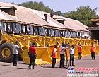 厦工:装载机批量出口吉尔吉斯斯坦 受客户认可