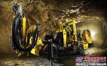 阿特拉斯·科普柯推出新型Simba K102采矿台车