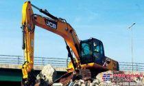 解读JCB新款JS210 JS230挖掘机