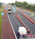 高速公路维修用设备---路锥摆放与回收