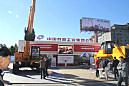 BICES2013北方交通展台