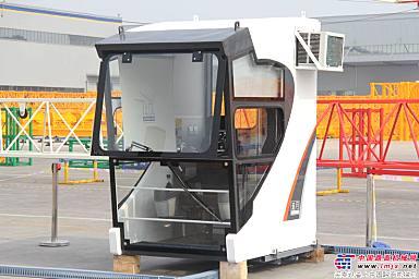 中联重科擎天H6012-6塔机驾驶室