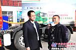 陕汽德龙新M3000重卡山东龙口地区品质体验行隆重举行