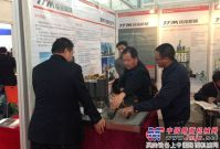 铁拓机械亮相2013中国(上海)干混砂浆技术及产品展览会