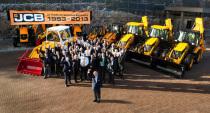 JCB(杰西博)挖掘装载机诞生60周年