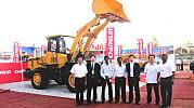常林股份参加印度Excon2013工程机械展会