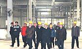 中国机械工业联合会领导来山东常林集团考察