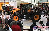 JCB在2013年Agritechnica展重磅推出4款新品