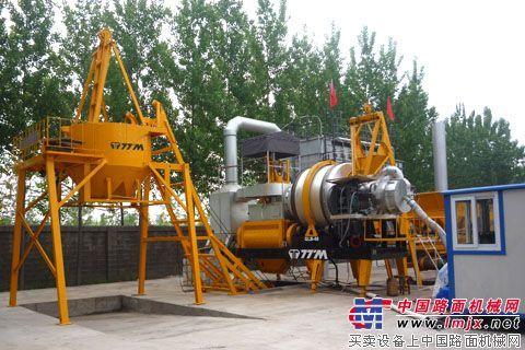 铁拓机械QLB-40生产流程