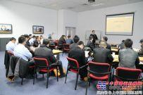 JCB中国2014年第1期新品培训圆满结束