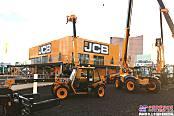 Conexpo-Con/Agg 2014 JCB展台风采