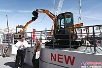 三一新品SY35U无尾挖掘机