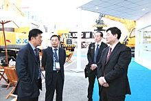 苏子孟:国际工程机械展会是彰显中国工程机械制造实力的平台