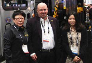 美国VSS重磅出击CONEXPO-CON/AGG 2014 看好中国道路养护市场