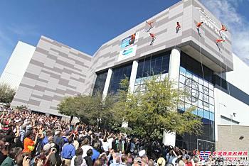 2014年美国拉斯展会盛大开幕
