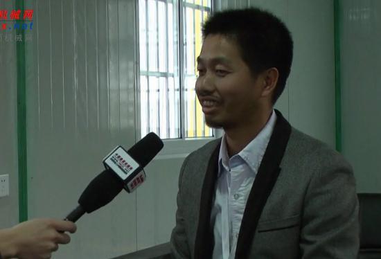 中国路面机械网对话闽工机械总经理萧长泰