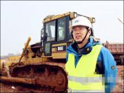 Cat®(卡特)推土机用户宋玉国的远大蓝图