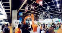 日立建机携港澳指定代理商出展香港Build4Asia建筑业展览