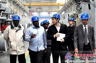 黎明重工展翼非洲:风好正扬帆